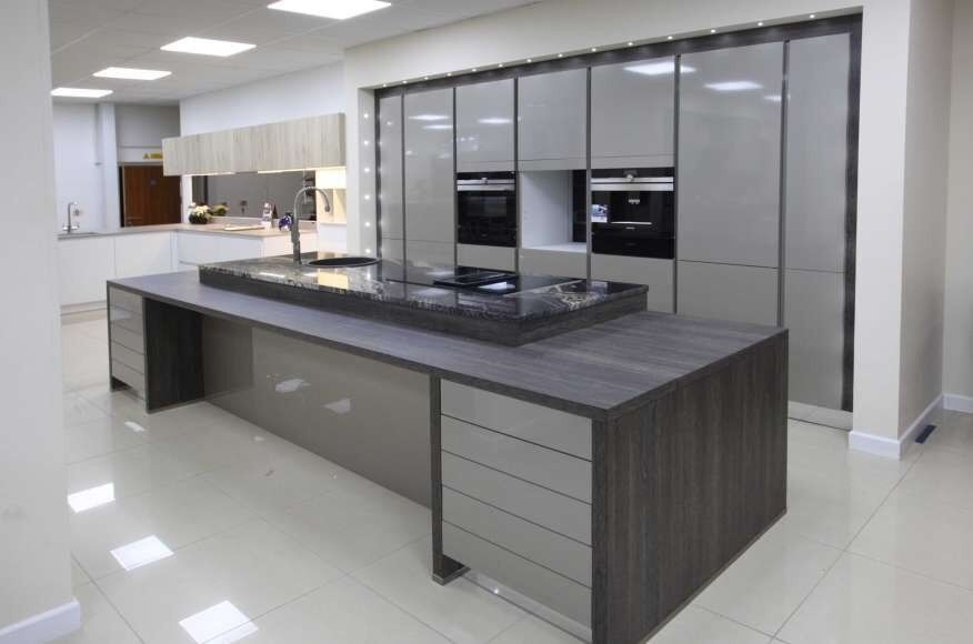 EXDISPLAY PRONORM GERMAN KITCHEN WITH GRANITE WORKTOPS | in Dartford ...