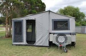 Camper Trailer Deluxe Trooper - 2014 Hillarys Joondalup Area Preview
