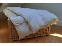 Double Feather Duvets