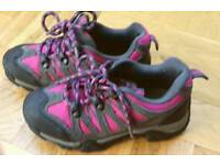 Girl's Trainers/ Walking Shoes Size 12