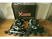 XCESS INLINE SKATES Tech 10