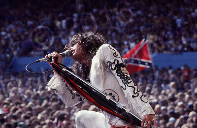STEVEN TYLER On Stage AEROSMITH Concert Original 12x18 Photo Photograph Dream On
