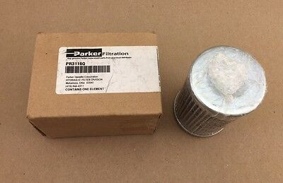 NEW Genuine Parker Hydraulic Filtration PARKER HANNIFIN PR3116Q Ships FREE