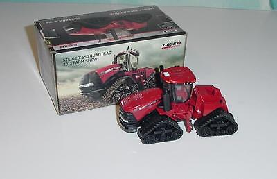 NEW 1/64 Case-IH Steiger 550 Quad Trac Farm Show Edition  2013 NIB!