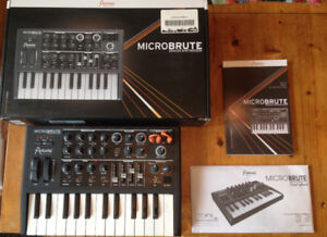 Microbrute Analog Synth