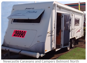 2006 Jayco Sterling Belmont North Lake Macquarie Area Preview
