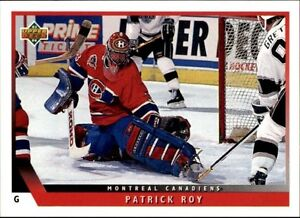 1993/94 Upper Deck Hockey Cards Series One - #1-310 London Ontario image 3