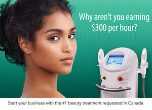 High Profit Cosmetic Laser Biz - With Training & Cert