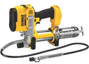 DeWalt 18V Cordless Grease Gun for $177.49