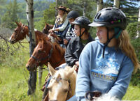 Girls Summer Horse Riding Camps - Book now!