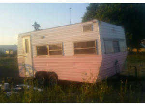 Camping Trailer Parts Needed