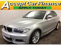 BMW 120 2.0TD 2011MY d M Sport FROM £43 PER WEEK !
