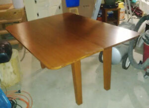 Folding Dining Room Table