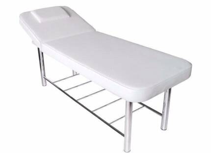 Fully adjustable electric beauty bed for salons facial for Gumtree beauty table