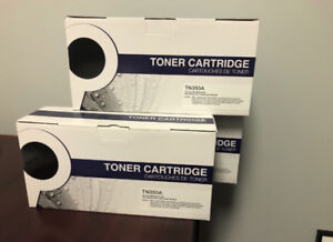 BROTHER TN350 Laser Toner Cartridge x3 (NEW unopened)