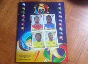 Panini Copa America 2016 USA Album (South America Version)