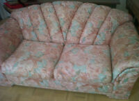 "Lovely Loveseat - Gently Used from ""A Special Place"""