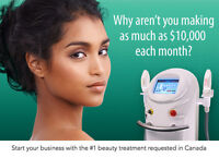 Start Your Cosmetic Laser Biz - Training, Cert & High Demand