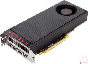 Carte vidéo AMD Radeon RX 480
