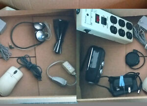 Various electronic items