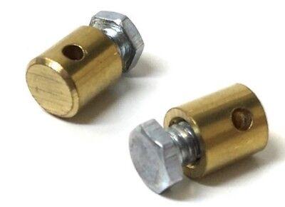 25 Stück 7mm Benzinschlauch Schelle Klemme Hercules Kreidler Zündapp Puch