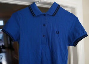 NEW Fred Perry polo XS