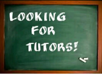 wanted..tutor  french . Math. 8...