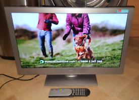 "BUSH 24"" Full HD LED TV/DVD Combi built in Freeview tuner"