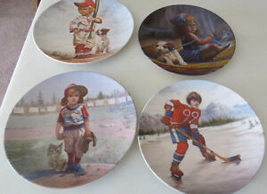 Collector Plates Series Gregory Perillo