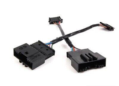 New Genuine BMW E46 LED Adaptor Cable Loom Harness Retrofit 61120153650