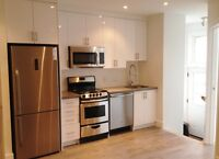 4 Bed, 2 Bath Apartment with Laundry and Parking in Leslieville!