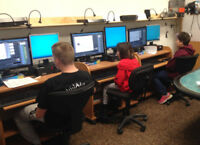 Traditional Animation for Ages 10-14