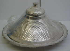 Large Tagine-Shaped Covered Serving Plate