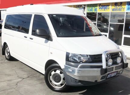 2011 VW TRANSPORTER 2.0L TURBO AUTO DIESEL CAMPER Cannington Canning Area Preview