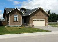Executive Home - Hinton - new subdivision