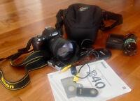 Nikon D-40