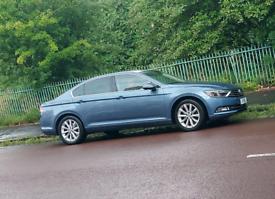 Volkswagen Passat SE Business - Blue 2016