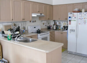 Selling a Kitchen and Appliances