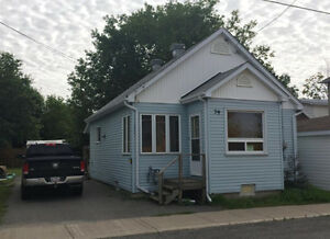 For Rent : 2 Bedroom Bungalow in South Porcupine - REDUCED!