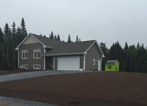 Brand-new home on quiet cul-de-sac in Rothesay