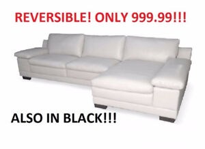 'Esprit' Sectional on SALE @ Yvonne's Furniture