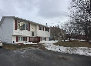 3+  Bedroom House for Rent, Conception Bay South CBS