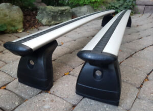 Mazda 3 oem roof racks by Thule for 2014-2018 (IMMACULATE)