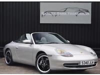 Porsche 911 ( 996) Carrera 4 Manual Convertible *Graphite Grey Heated Leather*