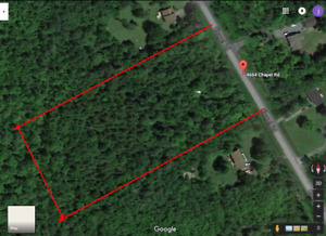 HUGE LAND 100% FINANCING*IMMENSE TERRAIN AVEC FINANCEMENT