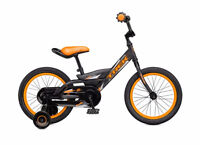 2015 Trek Jet 16 bike with training wheels