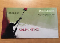 LET KDL PAINTING BRIGHTEN YOUR HOME