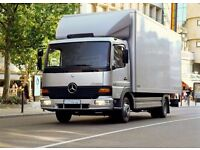 need a 3.5 tonne Luton van delivery to London October