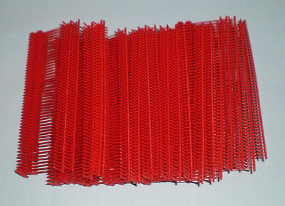 5000 Red 1 Clothing Garment Price Label Tagging Tagger Gun Barbs Fasterners