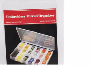 Embroidery Thread Organizers